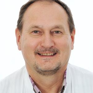 Dieses Bild zeigt ein Portrait von Herrn Dr. med. Ilija Cerovac.