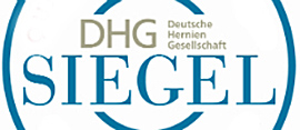 Dieses Bild zeigt das Siegel der Deutschen HErnien Gesellschaft