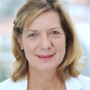 Dieses Bild zeigt ein Portrait von Frau Dagmar Giesecke