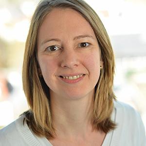 Dieses Bild zeigt ein Portrait von Frau Dr. Ariane Hähn.