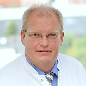 Dieses Bild zeigt ein Portrait von Herrn Dr. med. Stefan Heringlake.