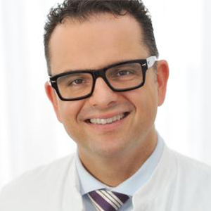 Dieses Bild zeigt ein Portrait von Herrn PD Dr. med. Jon Jones