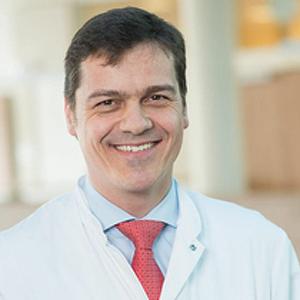 Dieses Bild zeigt ein Portrait von Herrn Dr. med. Matthias Klingele