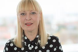 Dieses Bild zeigt ein Portrait von Frau Anja Kublick.