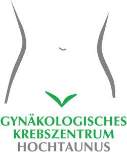 Dieses Bild zeigt das Logo des Gynäkologischen Krebszentrums Hochtaunus.