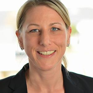 Dieses Bild zeigt ein Portrait von Frau Jule Petry.