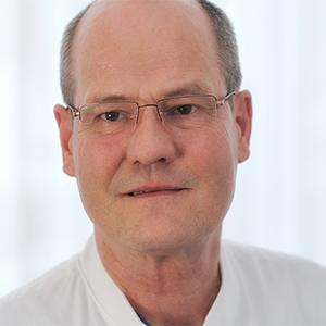 Dieses Bild zeigt ein Portrait von Herrn Dr. med. Reiner Pollok.
