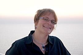 Dieses Bild zeigt ein Portrait von Frau Sonja Deusinger.