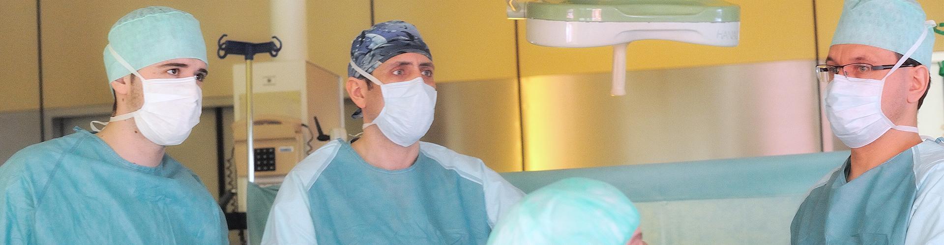 Bild passend zu Endometriosezentrum