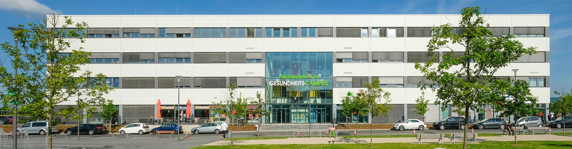 Bild passend zu Medizinisches Versorgungszentrum Taunus