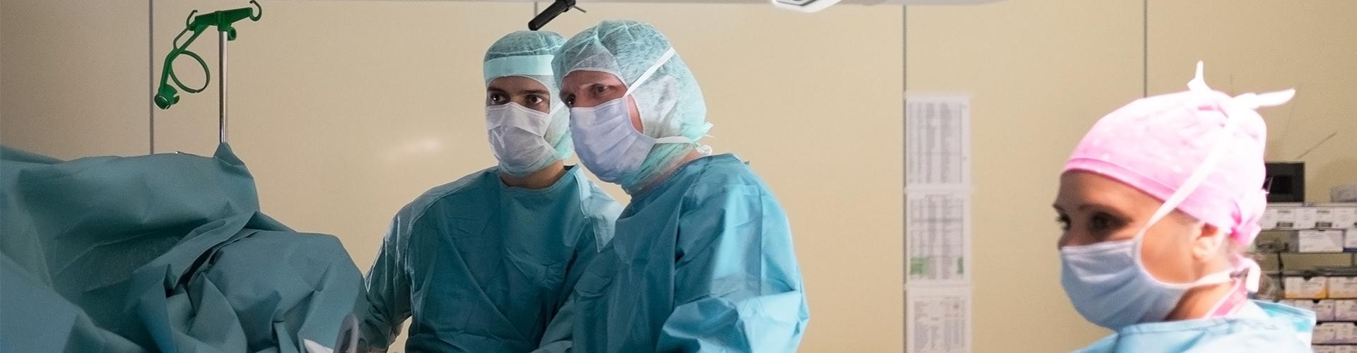 Bild passend zu Orthopädie & Unfallchirurgie