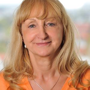 Dieses Bild zeigt ein Portrait von Frau Angela Thaysen.