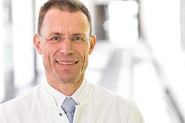 Dieses Bild zeigt ein Portrait von Herrn Dr. med. Martin Trommlitz.