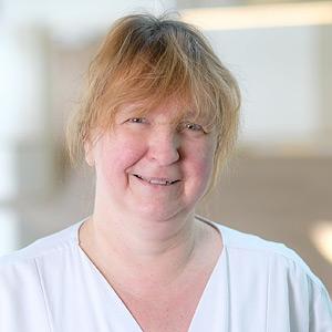 Dieses Bild zeigt ein Portrait von Frau Michaela Koch.