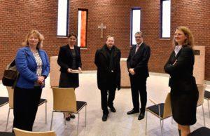 Besuch des Limburger Bischofs Dr. Georg Bätzing