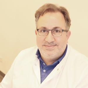 Dieses Bild zeigt ein Portrait von Herrn Abdelhafid Abarkan, MPE.