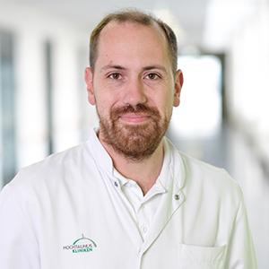 Dieses Bild zeigt ein Portrait von Herrn Dr. med. Sebastian Nestler.