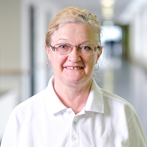 Dieses Bild zeigt ein Portrait von Frau Lisa Sel.