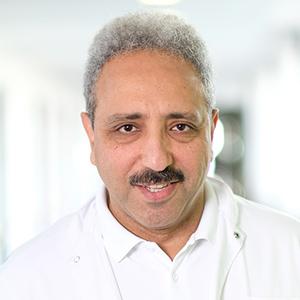 Dieses Bild zeigt ein Portrait von Herrn Imeil Hanna Khalil.