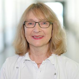 Dieses Bild zeigt ein Portrait von Frau Dr. med. Monica Gerger.