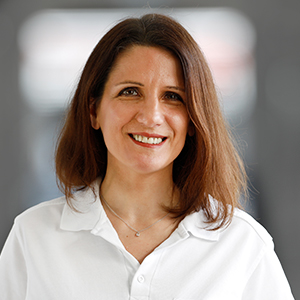 Dieses Bild zeigt ein Portrait von Frau Dr. med.Eleni Katrissioti