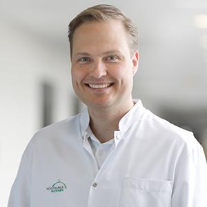 Dieses Bild zeigt ein Portrait von Herrn PD Dr. med. Jan Mersmann