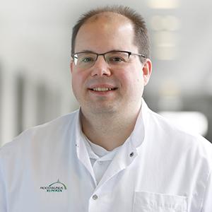 Dieses Bild zeigt ein Portrait von Herrn Dr. med. Sven Sartorius