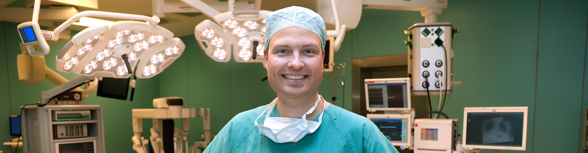 Bild passend zu Anästhesie & operative Intensivmedizin