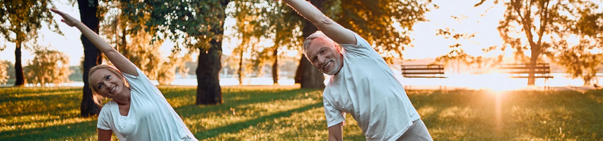 Bild passend zu Yoga während der Strahlentherapie