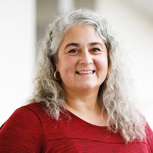 Dieses Bild zeigt ein Portrait von Frau Conchita Saulguero-Grau