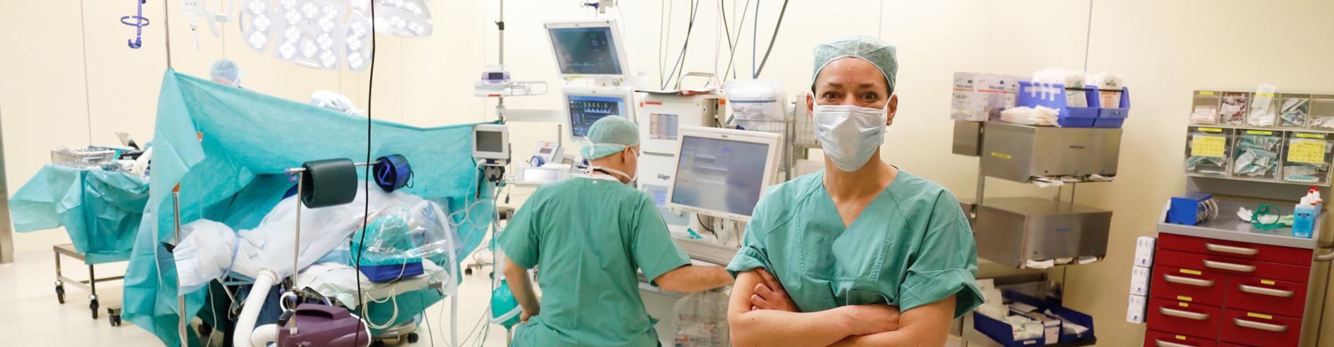 Bild passend zu Sektion Handchirurgie