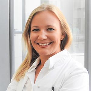 Dieses Bild zeigt ein Portrait von Frau Dr. med. Lydia Schilchegger