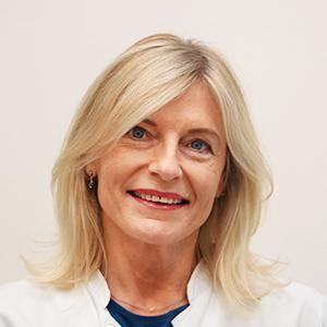 Dieses Bild zeigt ein Portrait von Frau PD Dr. med. Ingeborg Fraunholz