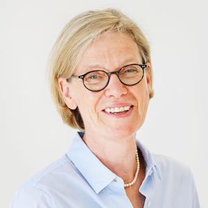 Dieses Bild zeigt ein Portrait von Frau Dr. med. Anne E. Wolters