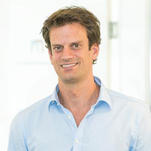 Dieses Bild zeigt ein Portrait von Herrn Dr. med. Patrick Heinzelmann