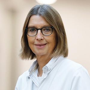 Dieses Bild zeigt ein Portrait von Frau Dr. med. Sabine Hoffmann-Metzger