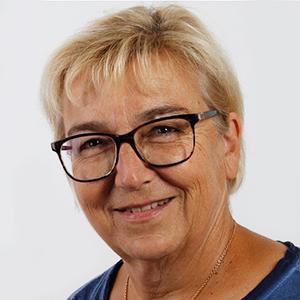 Dieses Bild zeigt ein Portrait von Frau Christine Walter-Klix