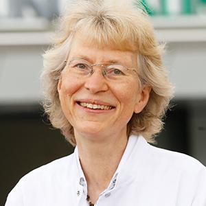 Dieses Bild zeigt ein Portrait von Frau Dr. med. Annette Kurrle